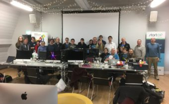 Guernsey's Global Games Jam 2017